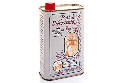 Novecento X903 Polish per Parquet Verniciati, Neutro, 1 litro