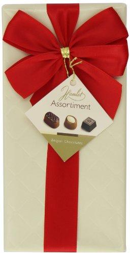 12 x Chocolade Pralines Cadeauverpakking Strik 250 gram