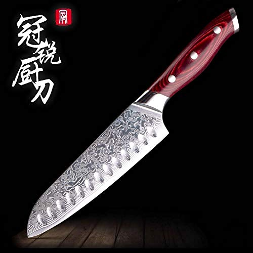 Best Quality Kitchen Knives Damascus Kitchen Knife vg10 Japanese Damascus Chef Kitchen Knives Best Gift Cooking Tools Grand sharp Brand
