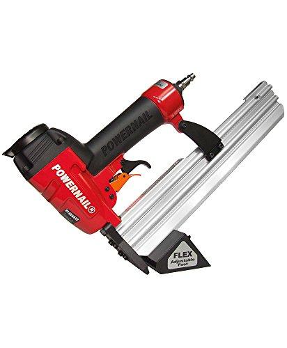 Buy Discount POWERNAIL 18ga Trigger-Pull Floor Stapler for Engineered and Laminate Flooring