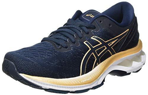 ASICS Damen 1012A649-402_41,5 Running Shoes, Navy, 41.5 EU