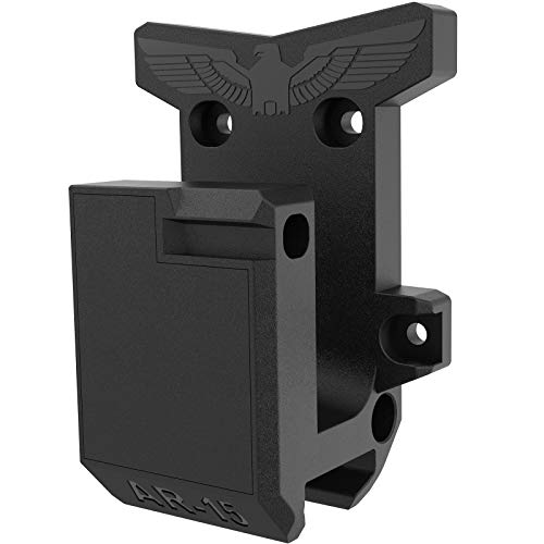 AR15 Wall Mount, Gun Rack with Absolutely Strong and Solid...