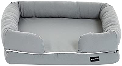 AmazonBasics Pet Sofa Lounger Bed from AmazonBasics