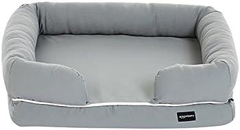 AmazonBasics Lit pour animal domestique en forme de canapé, S