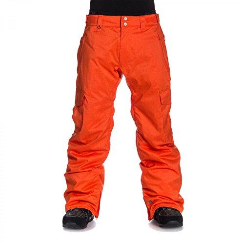 Quiksilver Herren Snow Hose Porter 10k Pants M, Tango, XL