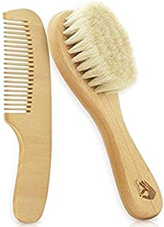 مجموعه طبیعی برنزه کننده نوزاد جدید موهای چرمی آلی با چوب چوب سازگار با محیط زیست | عطر زنانه عطر زنانه توسط PomPerfect