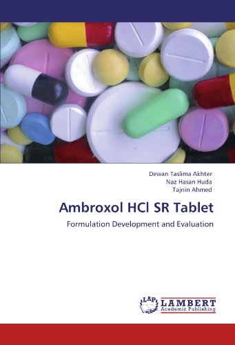 Ambroxol HCl SR Tablet: Formulation Development and Evaluation