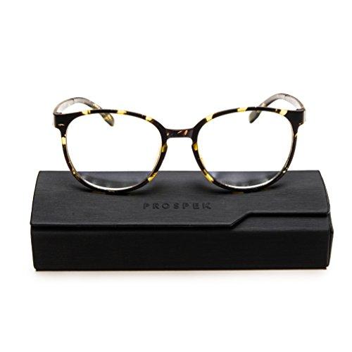 PROSPEK: Anti Blaulicht Computer Brillen - Artist - Entlasten und schützen Sie Ihre Augen (+0.50 Dioptrien)