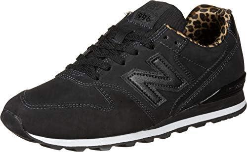 New Balance WL996CK Noir Leopard - Chaussures et Sacs