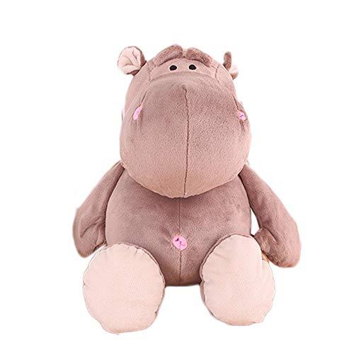 9.8' Hippo Stuffed Animals,Cuddle Hippopotamus Plush Toy for Girls,for Christmas