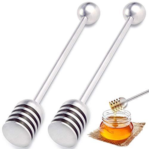 La mejor comparación de Cucharas para la miel más recomendados. 10