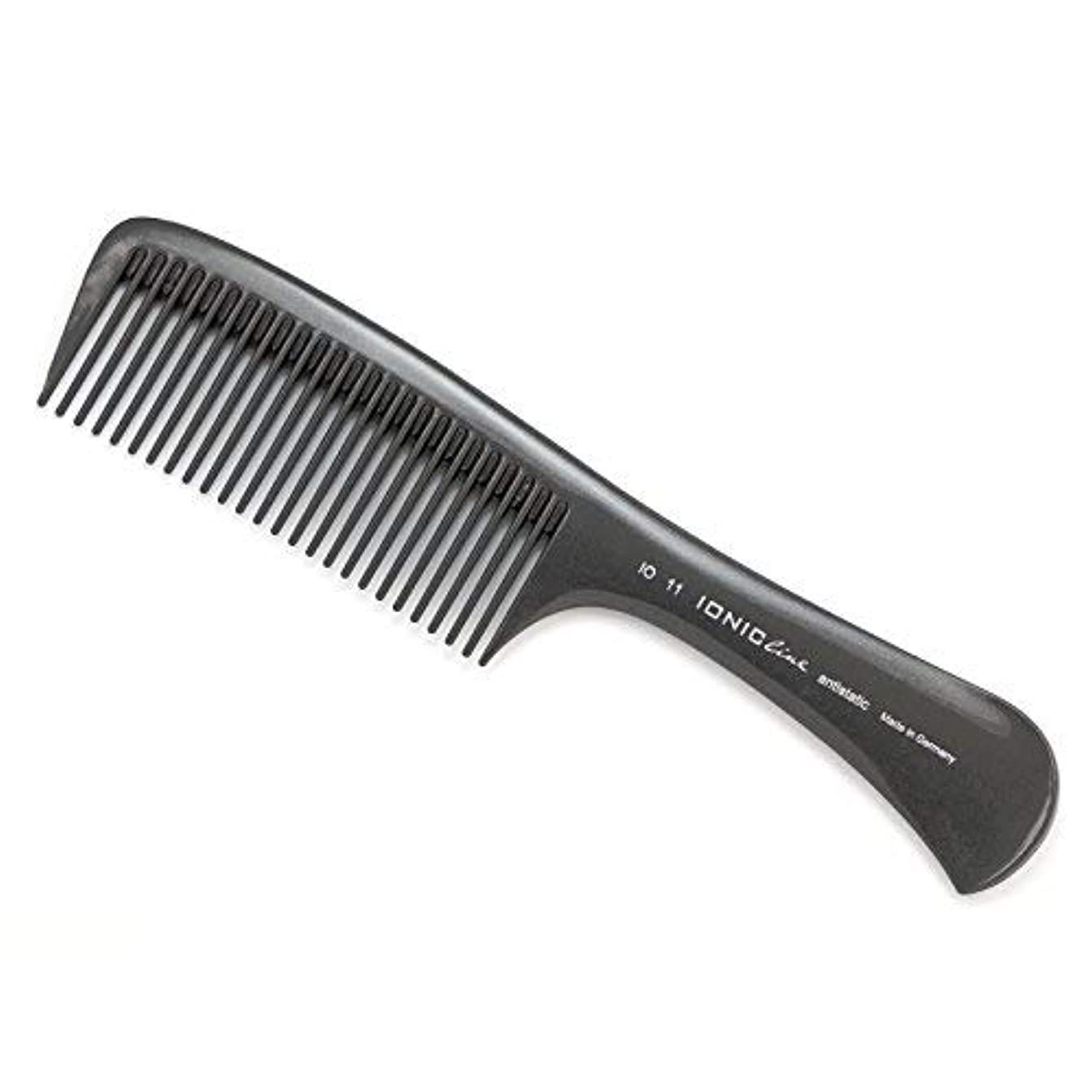 引き渡す夢中ステレオタイプHercules S?gemann IONIC Line Handle Comb, Big Working Comb | Ionized Thermoplastic - Made in Germany [並行輸入品]