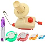 Best Yarn Winders - Yarn Ball Winder, Manual Wool Winder Tool Kit Review