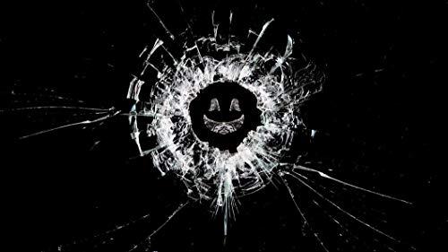 Wayne Dove Black Mirror Season 5 Póster en Seda/Estampados de Seda/Papel Pintado/Decoración de Pared 167112687