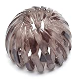 Accesorios para el cabello Crystal Rhinestone Garras de cabello para las mujeres Flores Cotencias de cabello Parritas Cangrejo Cangrejo Panopolio Titular de Panalas Horquillas Bandas Accesorios para e
