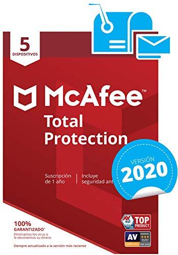 MC Affee Protección Total
