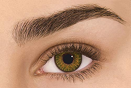 Party, Fancy Dress, Carnivals, Festival or TV Program Special Effects, Daily Prank etc.Make up Your Eyes. (fPure Hazel)