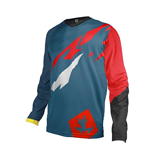 Uglyfrog Bike Wear Mens Downhill Jersey Rage MTB Cycling Top Cycle Long Sleeve Spring Mountain Bike Shirt SJFX04