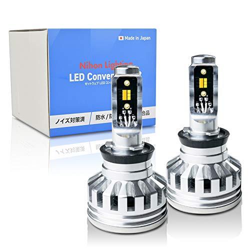 【2021年最新】LEDヘッドライトの選び方とおすすめ15選|国産商品ものサムネイル画像