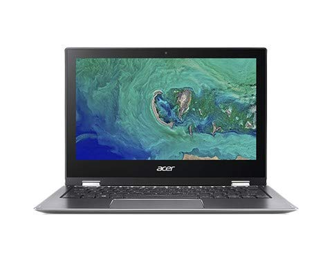 Acer Spin 1 SP111-34N-P2F5 Hybrid (2-in-1) Gray 29.5 cm (11.6') 1920 x 1080 pixels Touchscreen Intel Pentium Silver 4 GB LPDDR4-SDRAM 64 GB Flash Wi-Fi 5 (802.11ac) Windows 10 Home S Spin