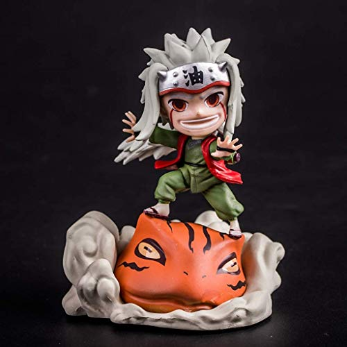 SHUMEISHOUT La nueva estatua de juguete Naruto modelo de dibujos animados personaje colección regalo recuerdo modelo 11CM