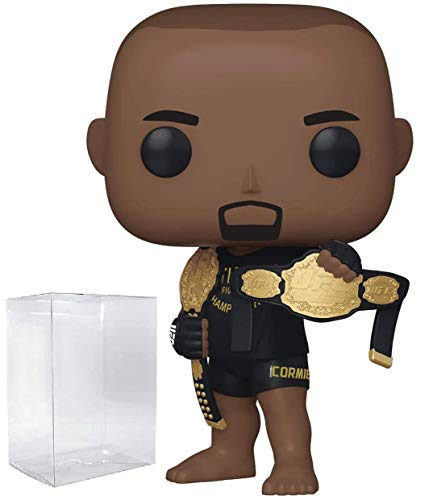 Funko Pop UFC: Ultimate Fighting Championship - Daniel Cormier Vinyl Figure (Includes Compatible Pop Box Protector Case)