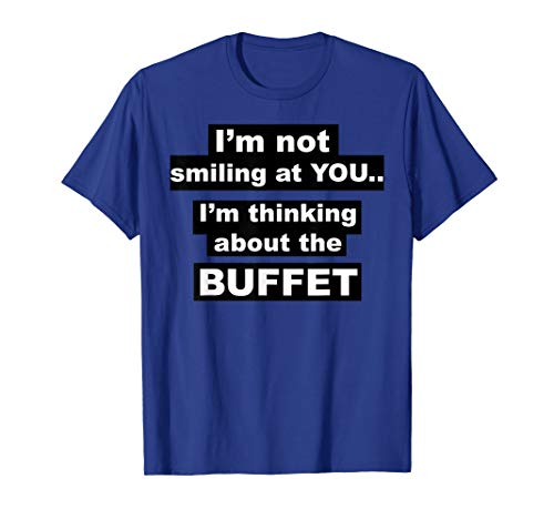 Funny Vacation Holiday Break Hotel Buffet Sun Food T Shirt