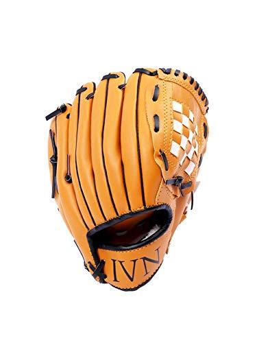 Terynbat Baseball Handschuhe, Sport & Outdoor Baseball Glove Batting Handschuhe, Softball Handschuhe für Kinder Erwachsene
