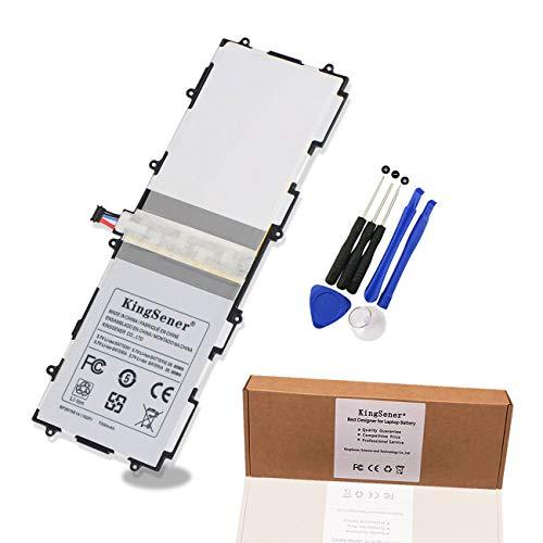 KingSener SP3676B1A (1S2P) batería para Samsung GT-P5100GT-P5110GT-P7500GT-P7510GT-N8000GT-N8010, Galaxy Tab 210.1.