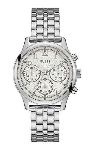 Reloj analógico multiesfera para mujer W1018L1 de Guess