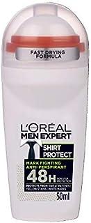 L'Oreal Paris Men Expert Shirt Protect 48H Anti-Perspirant Roll-On Deodorant 50ml
