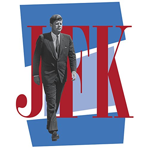 JFK audiobook cover art