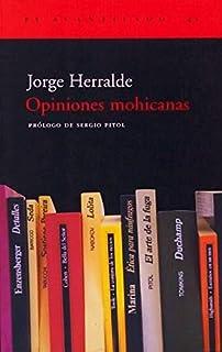 Opiniones mohicanas (El Acantilado)