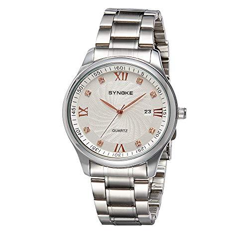 Reloj digital para hombres, calendario clásico, deportes impermeables, moda, casual, negocios, cara...