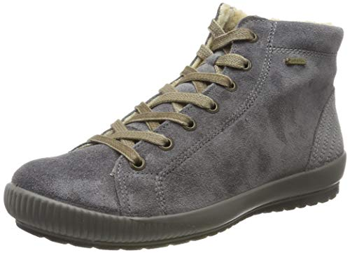 Legero Damen Tanaro Gore-Tex', High-Top Sneaker, Grau (Fumo (Grau) 22), 38.5 EU (5.5 UK)