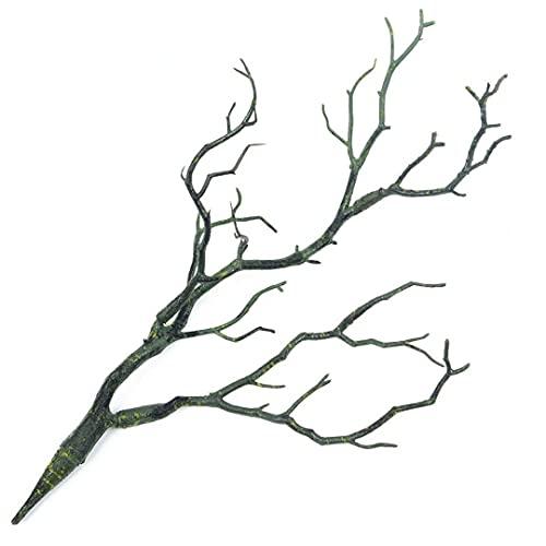 Ramas secas Decorativas - Flores Artificiales Decoracion - Centro de Mesa Decorativo Moderno - Adornos para Salon Modernos - Figuras Decoracion salón