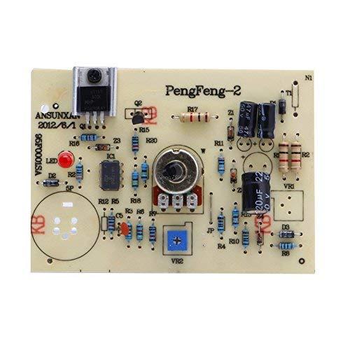 FYYONG Controlador Junta de soldadura de hierro Estación de control del termostato for el A1321 936 Estación de soldadura