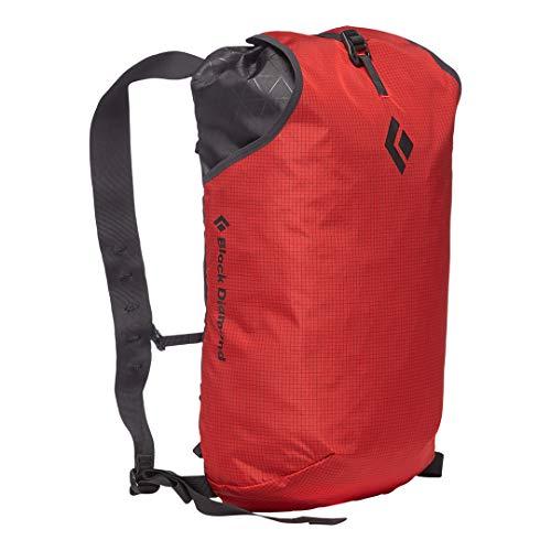 Black Diamond Unisex– Erwachsene Trail Blitz 12 Rucksack, Rot, Einheitsgröße