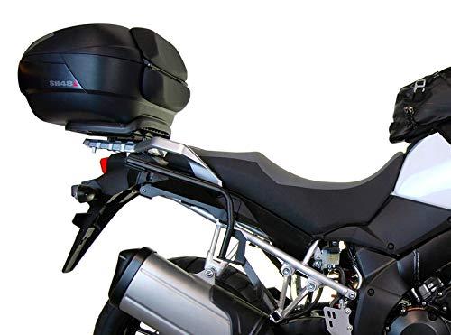 Shad D0B35S0VS14IF-IN Suzuki VSTROM 1000 14-18 SH35 Seitenkoffer 3P Seitenhalterung und Seitentaschen
