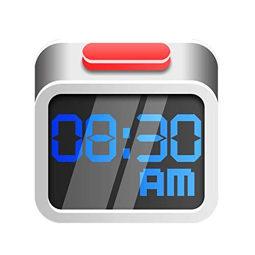 Reloj Inteligente Smartwatch Redondo con Podómetro de Pantalla Táctil con Ranura para Tarjeta SIM para Samsung LG HTC Sony xiaomi Google Huawei teléfono Android y iPhone iOS Mujer Hombre (Negro)