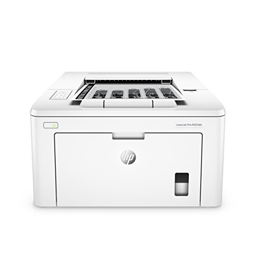 HP LaserJet Pro M203dn - Impresora láser monocromo, Ethernet (G3Q46A)