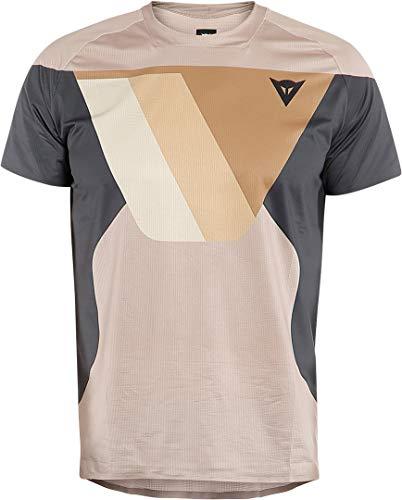 Dainese HG Kaindy Short Sleeve, Camiseta Manga Corta MTB, Downhill, Enduro, All-Mountain, Bicicleta de Montaña, Ciclismo