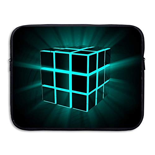 Maletín de Negocios Funda 3D Cube Impreso Funda para portátil BAG-5869