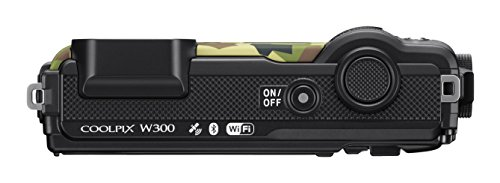 Nikon Coolpix W300 Fotocamera Digitale Compatta