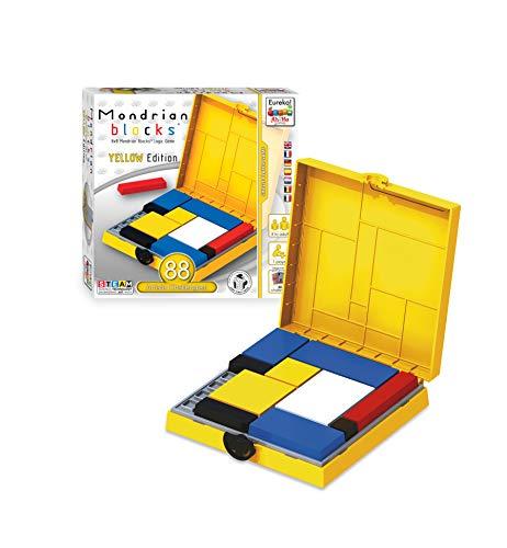 Ah!Ha Mondrian Blocks - Yellow Edition-