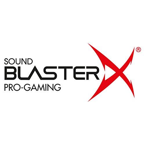 CreativeSoundBlasterXG5高音質ゲーミングUSBオーディオハイレゾ対応USBでWindowsMacPS4/TVの光音声出力でSwitch等にもSBX-G5