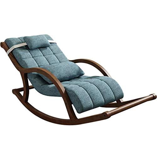 TYXL gaming chair Compra de la sala del sillón mecedora Chaise silla de relajación Silla Silla Y Sun Tanning reclinable Chaise Lounge Acolchonadas sala de juego for el hogar Silla perezosa del sofá ju