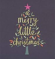 グリーティングカード クリスマス 「クリスマスツリー」 PNT520