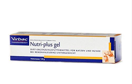 Virbac Nutri-Plus Gel Hund - 120 g