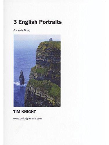 Tim Knight: 3 English Portraits (Piano Solo). Für Klavier